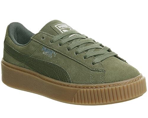 scarpe puma donna verde