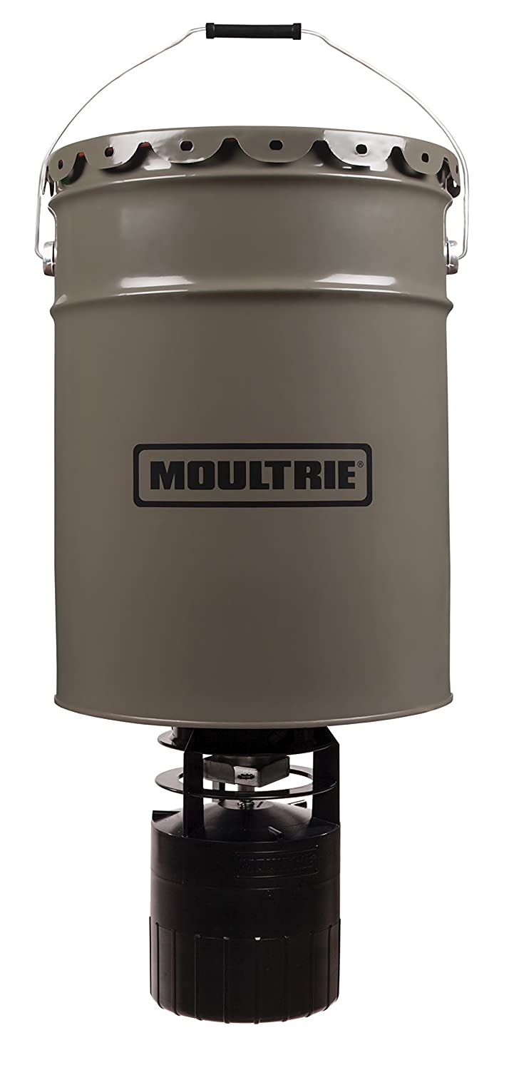 classic b hunter deer mfg moultrie reg american h c tripod feeder instructions video product photo