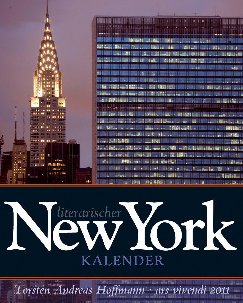 Literarischer New York Kalender 2011 - Kalender