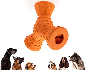 Home Simple Things Interactive Dog Toy for Medium or Large Breeds - Chew Puzzle for Aggressive Chewers, Treat Dispensing Dog Toy, Juguetes para Perros, Puppy Puzzle Toy, Interactive Dog Puzzle Toy