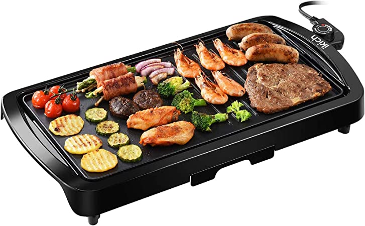 IKICH Electric Griddle Grill