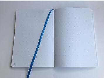 Amazon.com: Diario de escritura, diario personal, con forro ...