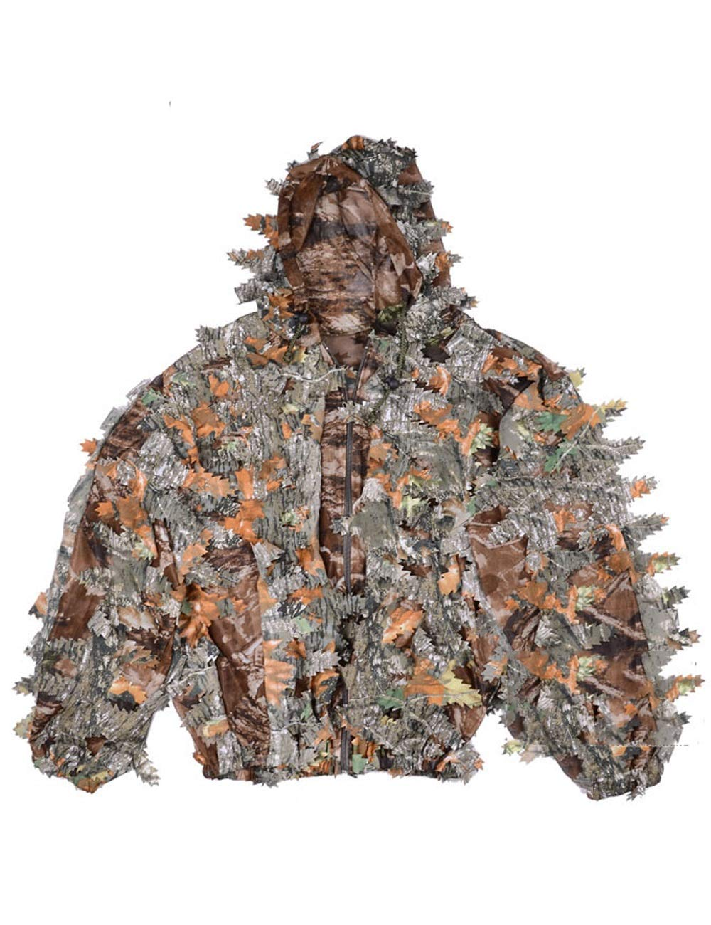AKMQBZ Camouflage Farbe Stoff Dschungel Camouflage Bionic Camouflage Jagd Anzug Camouflage Uniform - eine Größe (Zwei optional)