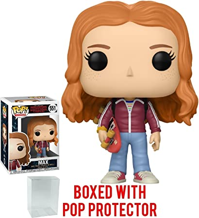 FUNKO POP STRANGER THINGS DART VINYL FIGURE FREE POP PROTECTOR
