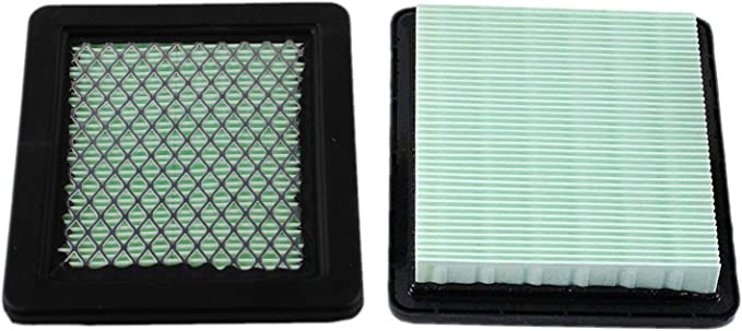 poweka–Juego de 5filtros de aire para cortacésped Honda GC135GCV135GC160GCV160GC190GCV190GX10017211-ZL8–00017211-ZL8–003