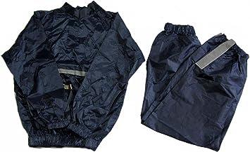 Sauna Suit BOXING Heavy Duty Nylon Size LARGE