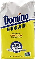 Domino, Granulated White Sugar, 4 lb