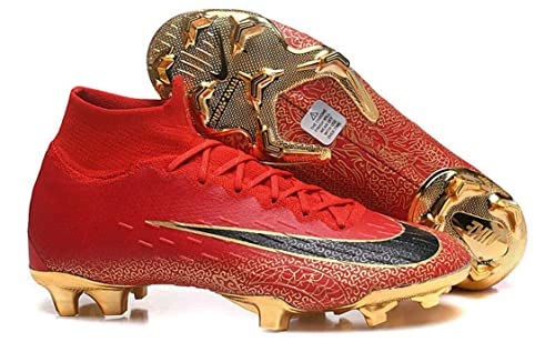 new styles 95e34 5762f closeout nike mercurial superfly vi elit cr7 fg chinese red zapatos de  fútbol 2a161 64041