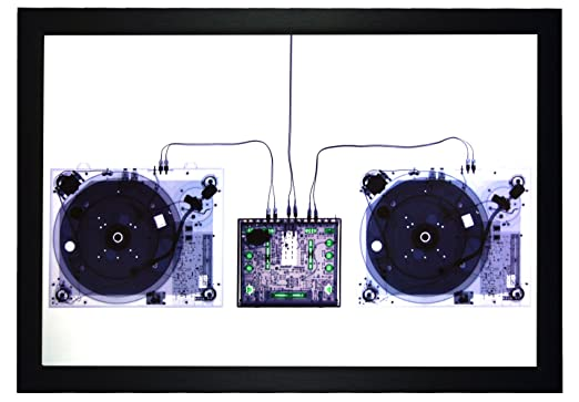 X-ray tocadiscos, DJ Club Fiesta Hip-hop 24