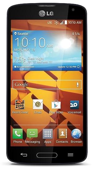 LG Volt Black (Boost Mobile)