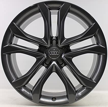 4 Audi A6 4 F C6 Allroad 19 pulgadas Llantas 8,5 x 19 ET32 Original Audi Llantas TG: Amazon.es: Coche y moto