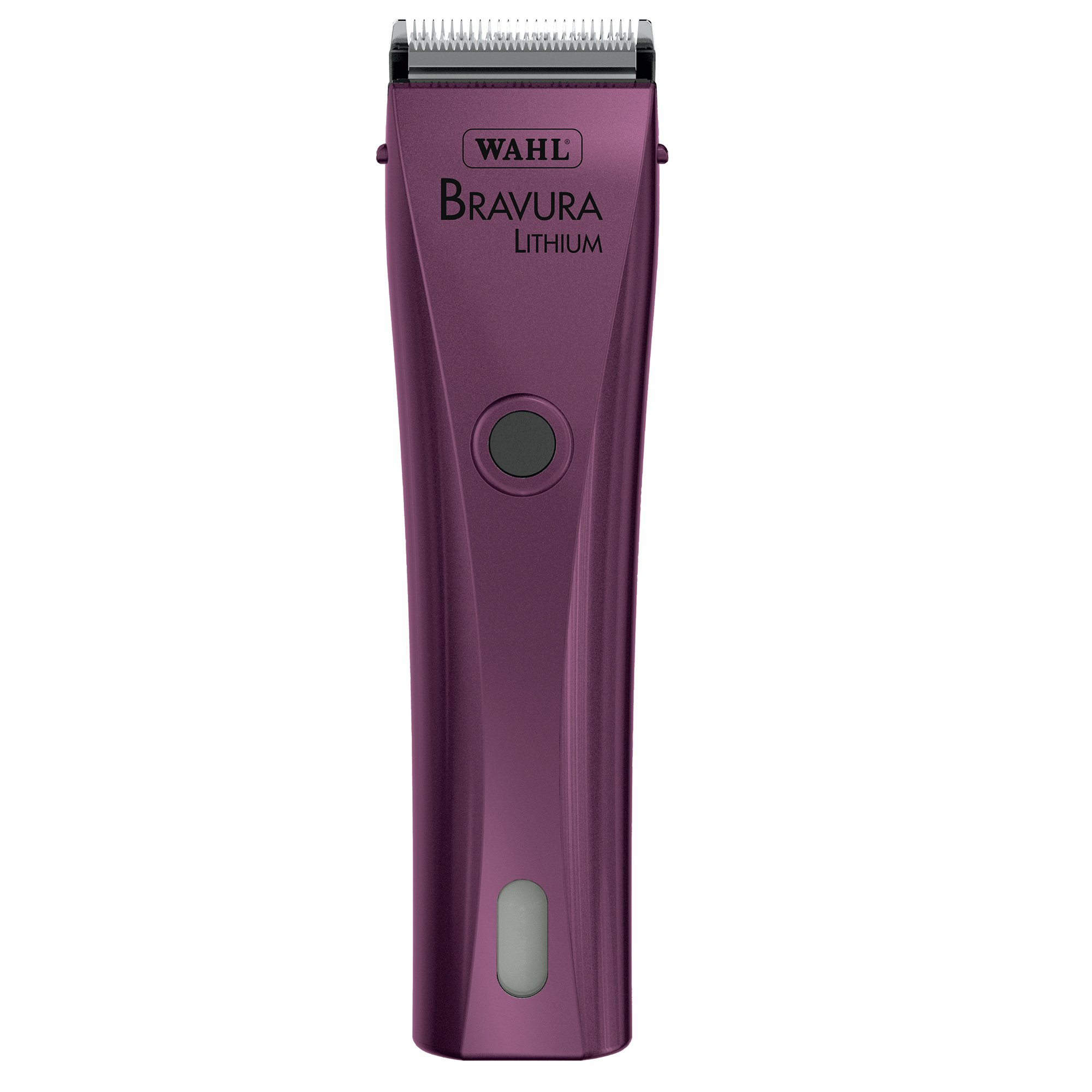 Wahl Professional Animal Bravura Pet, Dog, Cat, and Horse Corded / Cordless Clipper Kit, Purple (#41870-0423) by Wahl Professional Animal