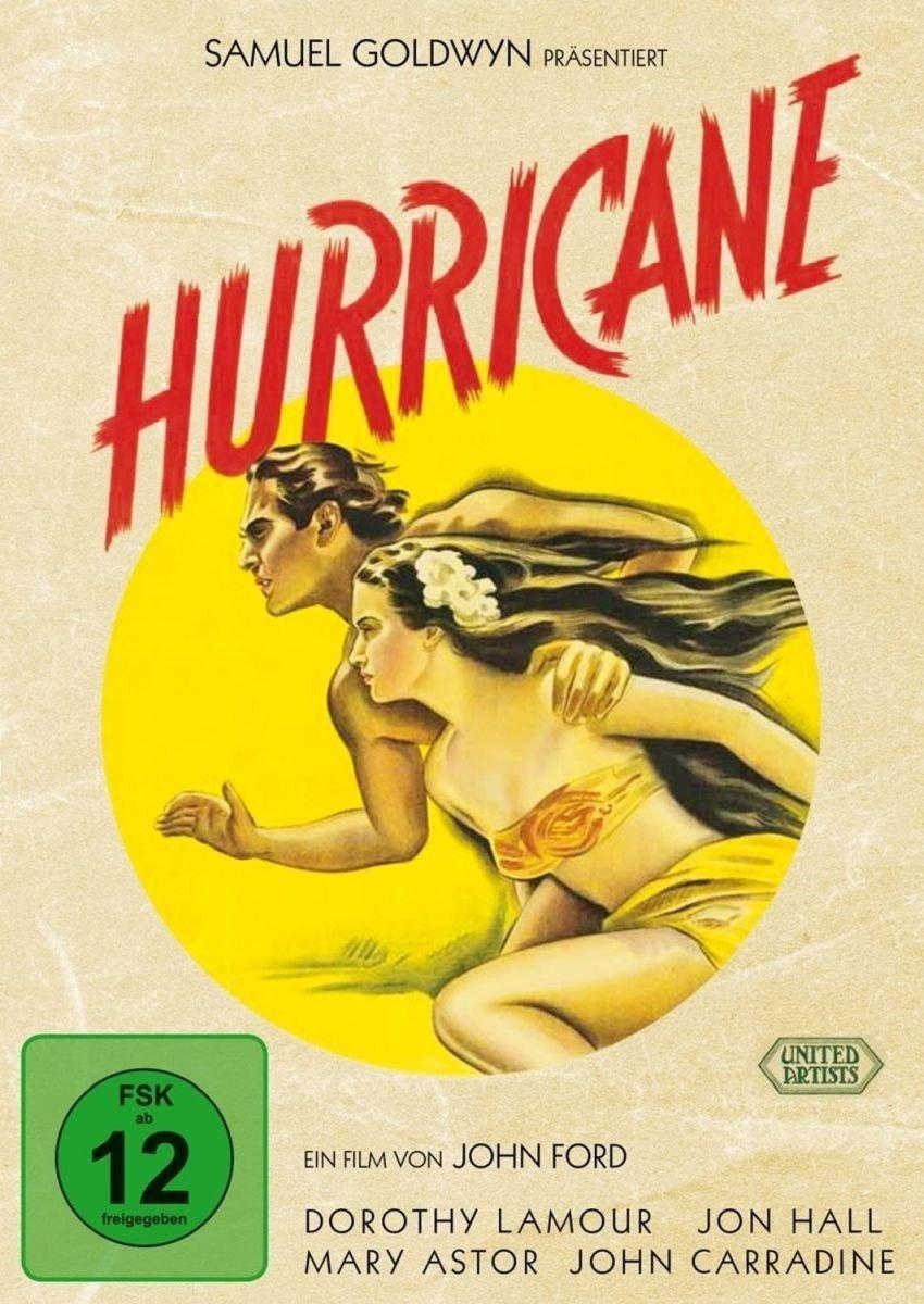 IM AUGE DES HURRICANE - MOVIE [DVD] [1937]