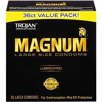 magnum condom expiration length