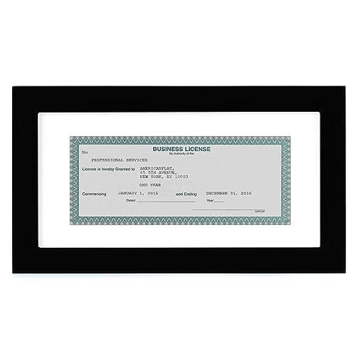 professional license frame amazon com