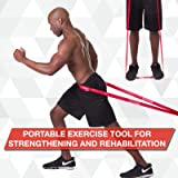 TheraBand CLX Resistance Band with Loops, Fitness