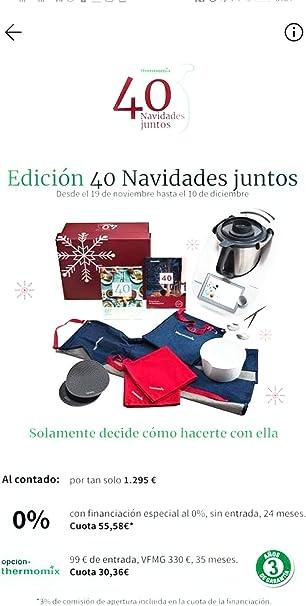 THERMOMIX TM5 CON TODOS LOS ACCESORIOS + VAROMA + 2 AÑOS DE GARANTÍA: Amazon.es: Hogar