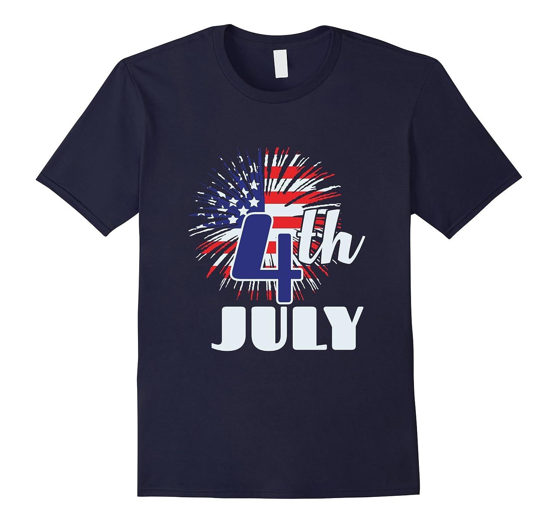 4th July fireworksT shirts-Vaci
