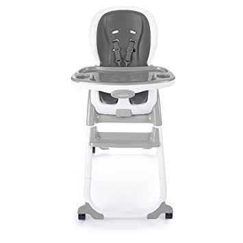 Camidy Baby Seat Booster,Adjustable Removable Baby Dining Chair Booster Cushion Kids Highchair Seat Pad