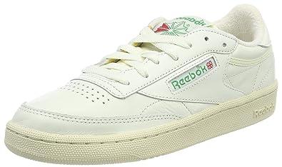 Reebok Club C 85, Zapatillas de Gimnasia para Mujer: Amazon.es: Zapatos y complementos