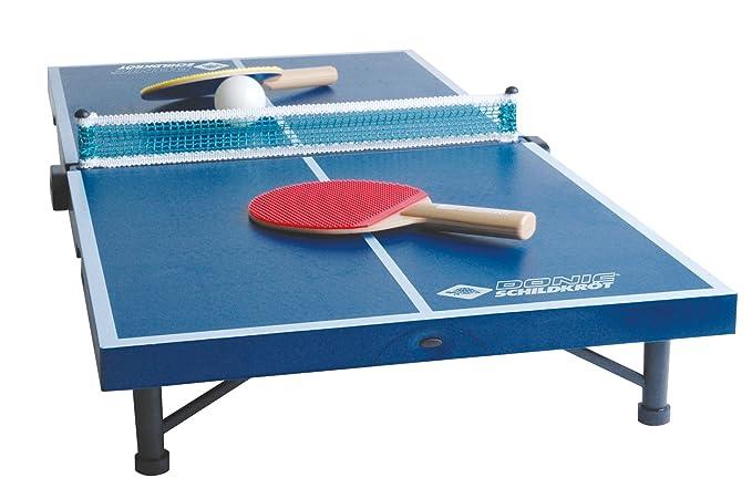 6 opinioni per Donic- Mini tavolo da ping pong, colore: Blu