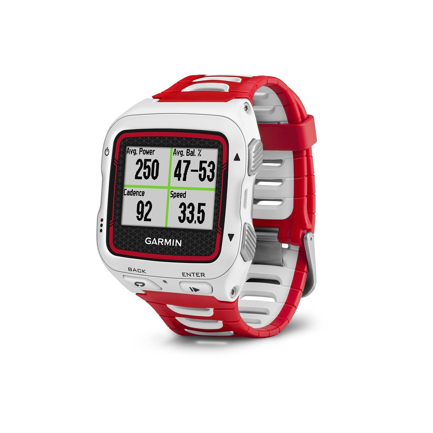 Garmin Forerunner 920XT White/Red GPS Sports Watch (Certified Refurbished)