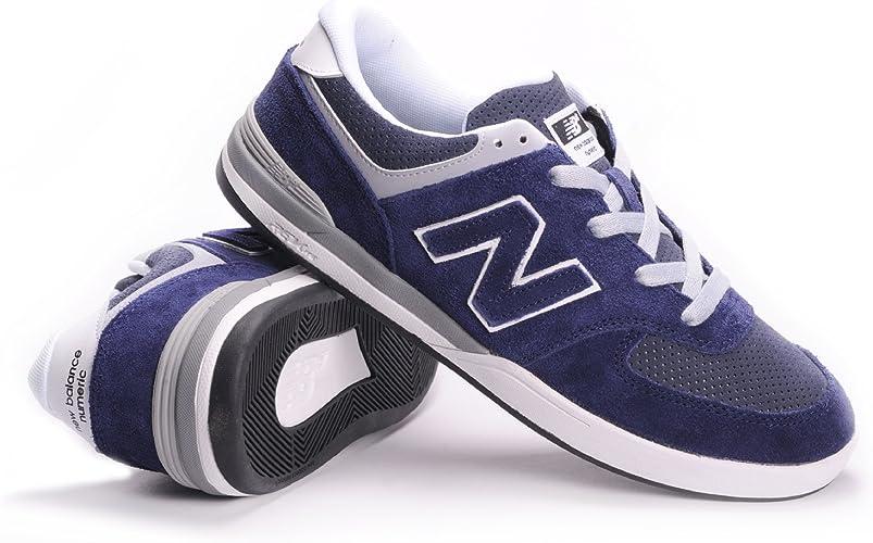 Balance Numeric Logan S 636 Shoes Navy