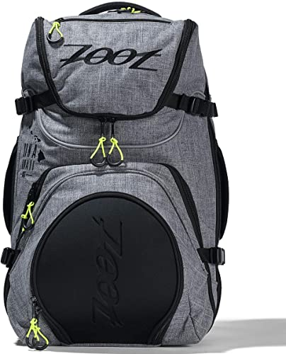 Zoot Ultra Tri Bag - Canvas Gray Triathlon Transition Bag