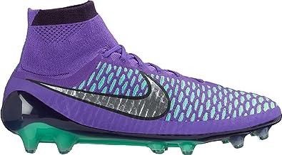 09e8e97a227b Nike Men's Magista Obra FG Football Boots, Purple/Black (Hypr GRP/Mtllc