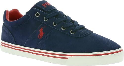 Zapatilla Ralph Lauren 816-641859-004 Hanford 44 Marino: Amazon.es: Zapatos y complementos