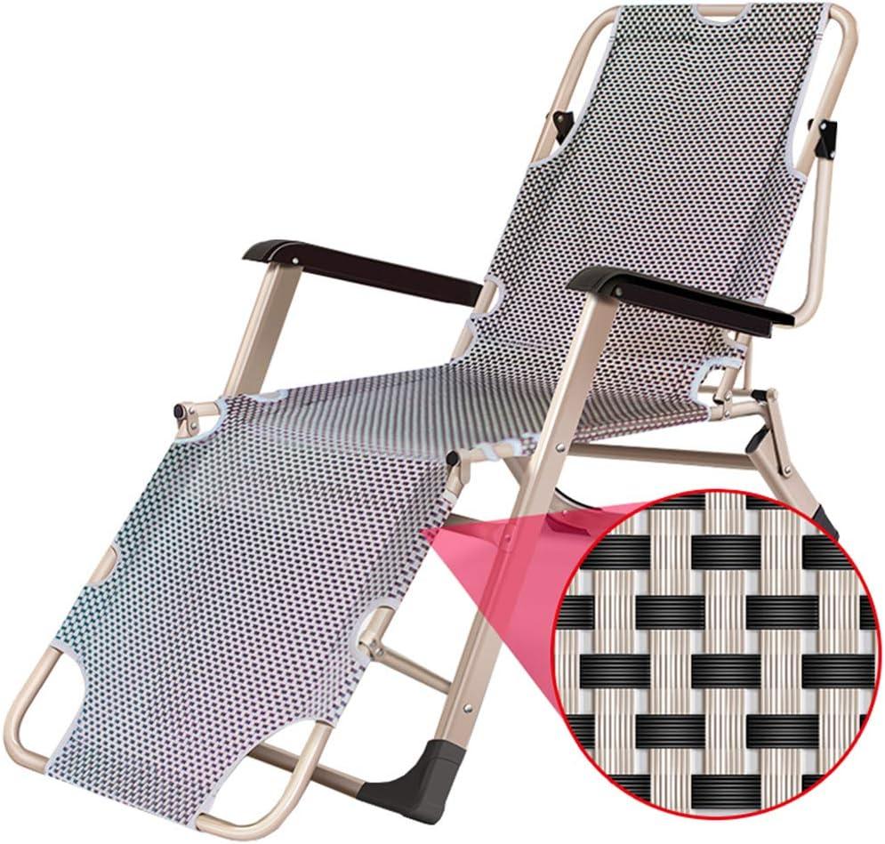Famgizmo Set of 2 Sun Lounger Garden Chairs Grey Heavy Duty Textoline Zero Gravity Outdoor Chair for Beach Patio Garden Camping Outdoor Folding Reclining Beach Sun Lounger