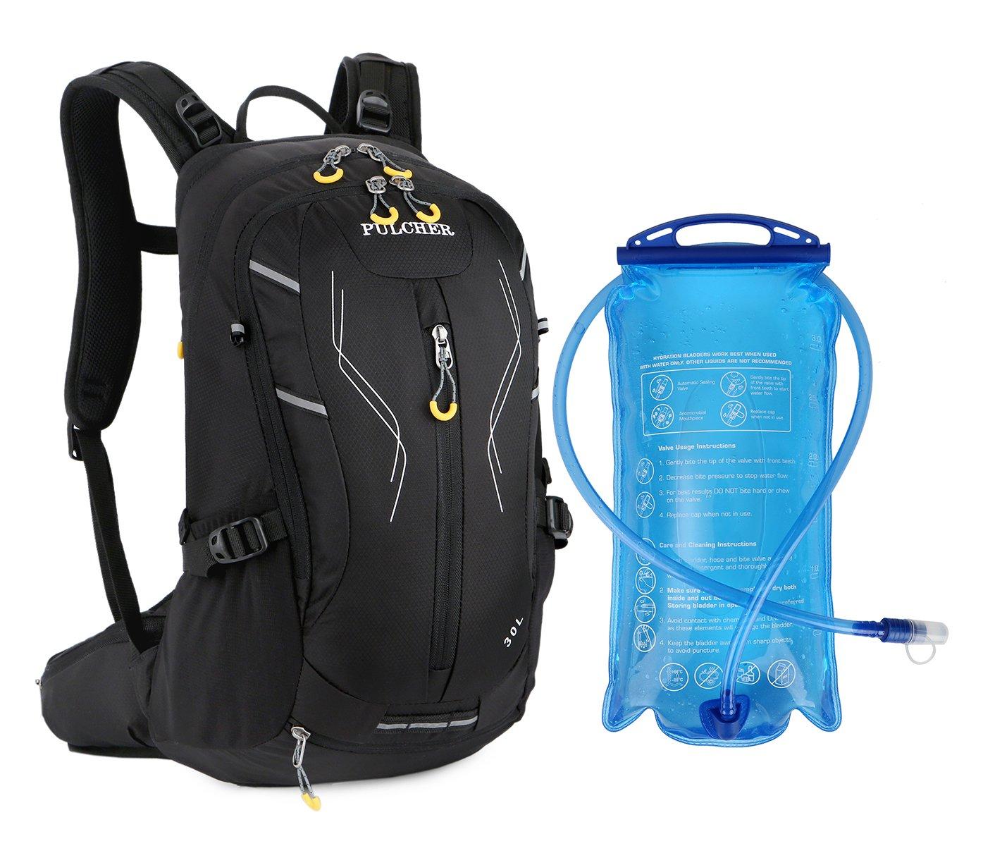 b89492f7e658 Small Waterproof Cycling Backpack- Fenix Toulouse Handball