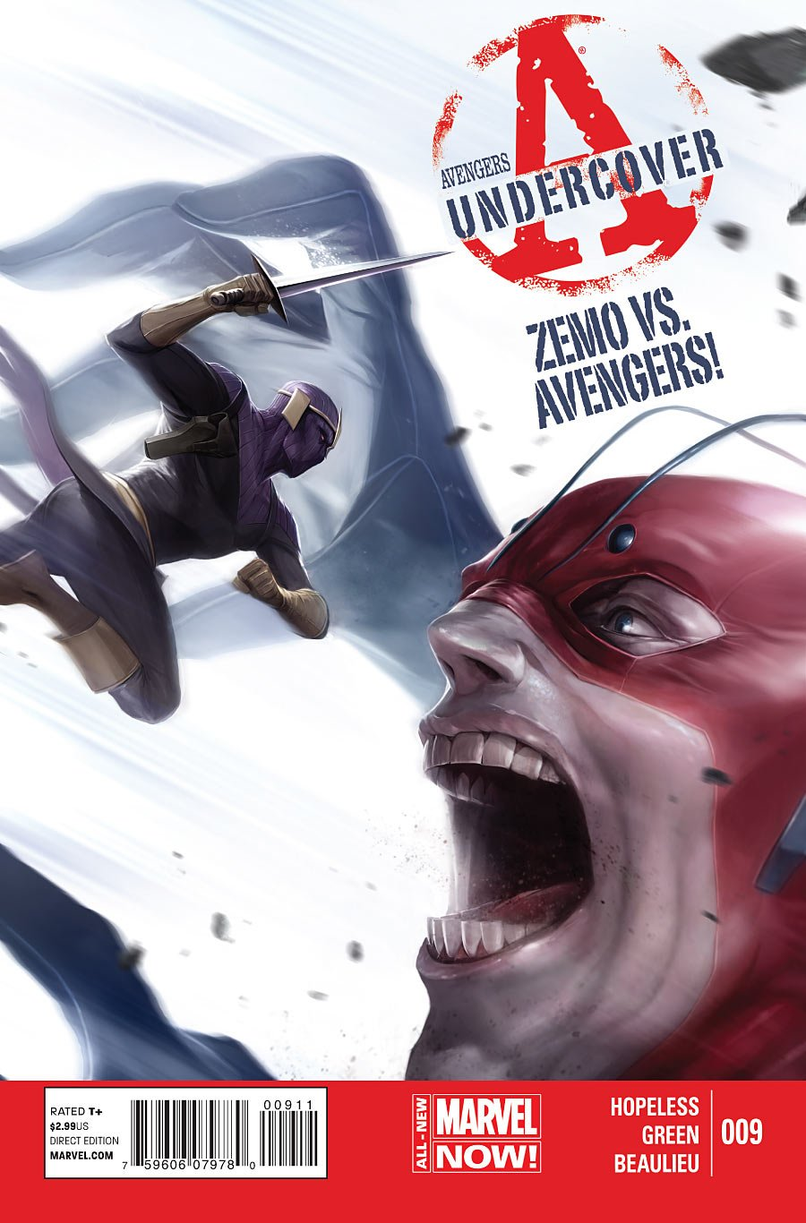 Avengers Undercover #9 PDF