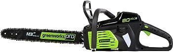 GreenWorks 80V 18