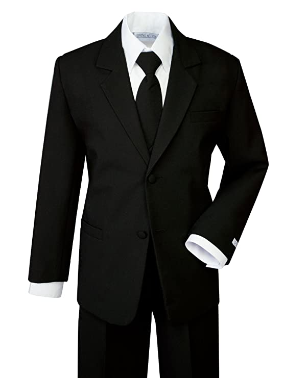 Amazon Spring Notion Boys Classic Fit Formal Dress Suit Set