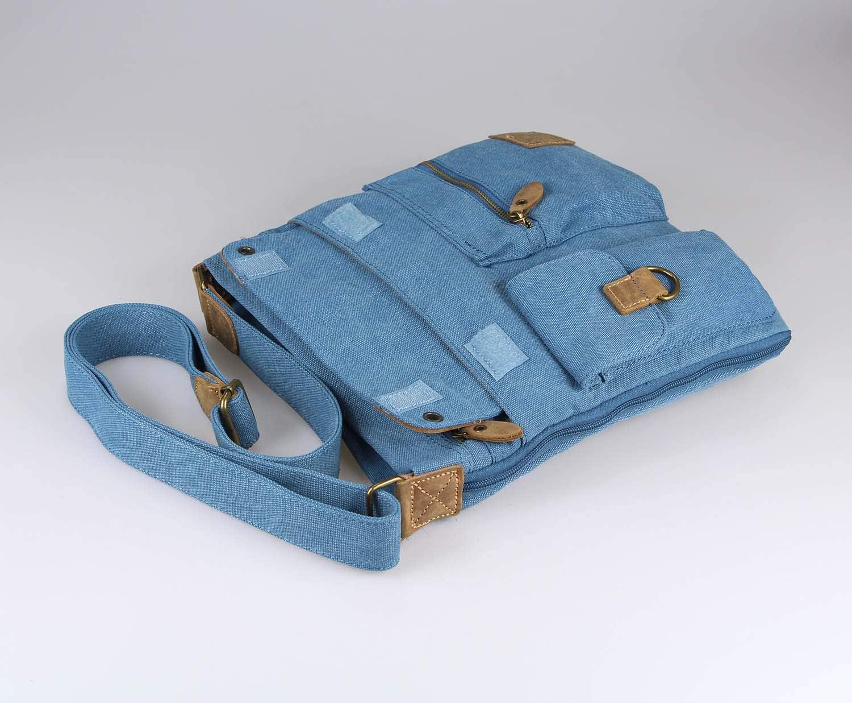 40x25x15 cm BxHxT Borsa a mano donna blu Blau ca. OBC Only-Beautiful-Couture