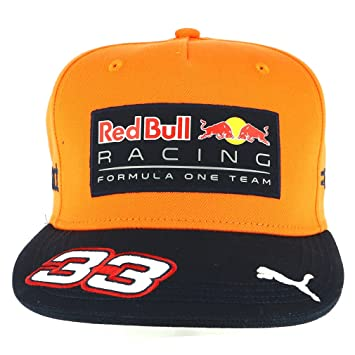 Red Bull F1 Racing Max Verstappen 33 Spa Belgium GP Limited Gorra Oficial 2017: Amazon.es: Deportes y aire libre