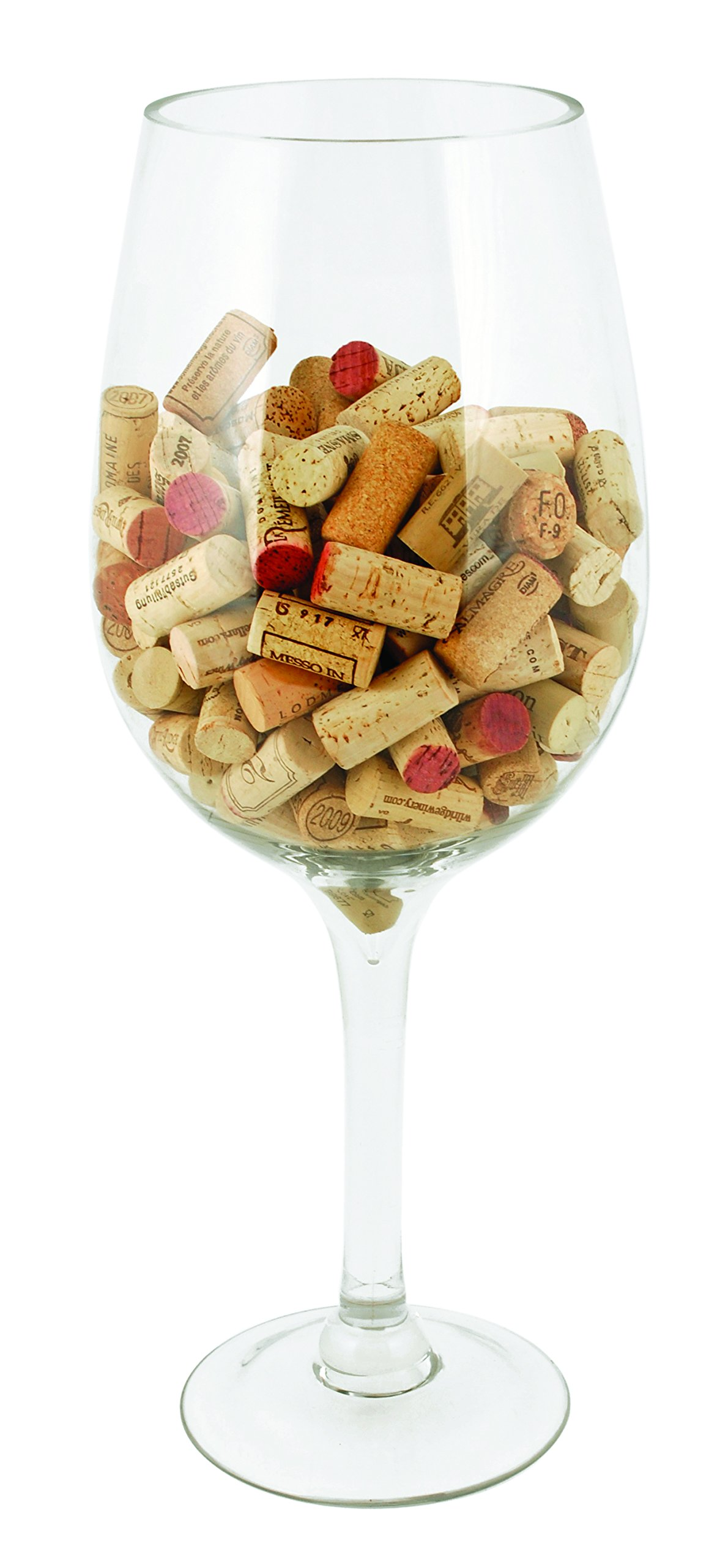 True 2275 Big Bordeaux Glass: Cork Holder Set of 1 by True (Image #2)