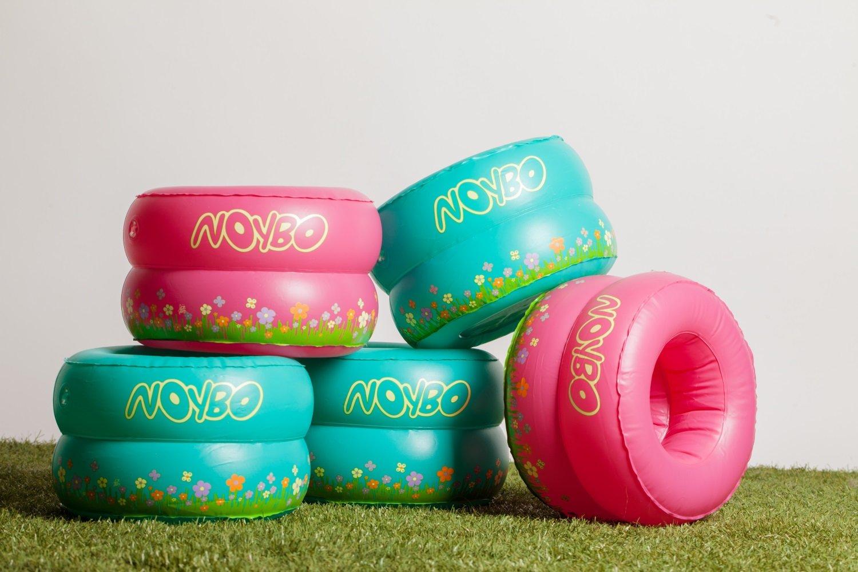 NOYBO Inflatable Portable Travel Toilet