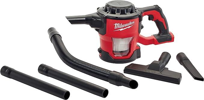 Milwaukee 4933459204 Aspirador Solidos Líquidos 18 V Ver-0: Amazon ...