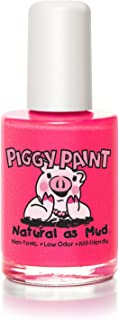 product image for Piggy Paint 100% Non-toxic Girls Nail Polish - Safe, Chemical Free Low Odor for Kids, Forever Fancy - Great Stocking Stuffer for Kids