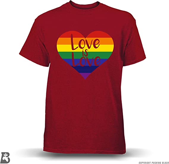 and More Tank Tops Sweatshirts Hoodies Gay Pride Month T-Shirts Kitchen Aprons Rainbow Love Heart