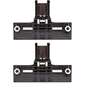 2 Pack W10350376 Dishwasher Upper Top Rack Adjuster For Kenmore Kitchenaid Sears