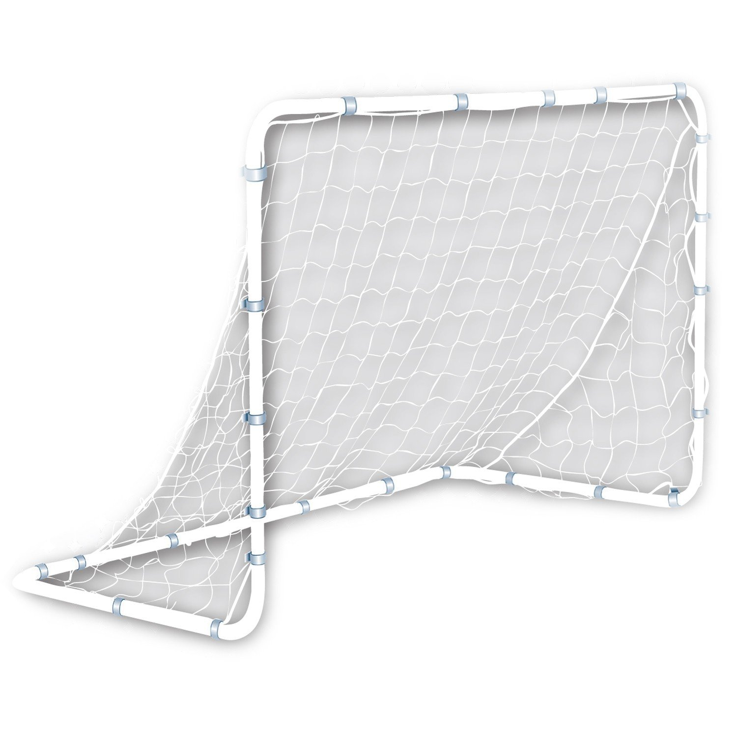 Franklin Sports Competition Soccer Goal – Soccer Net – Soccer Goal for Backyard – Steel Construction – 6 Ft by 4 Ft by Franklin Sports (Image #2)