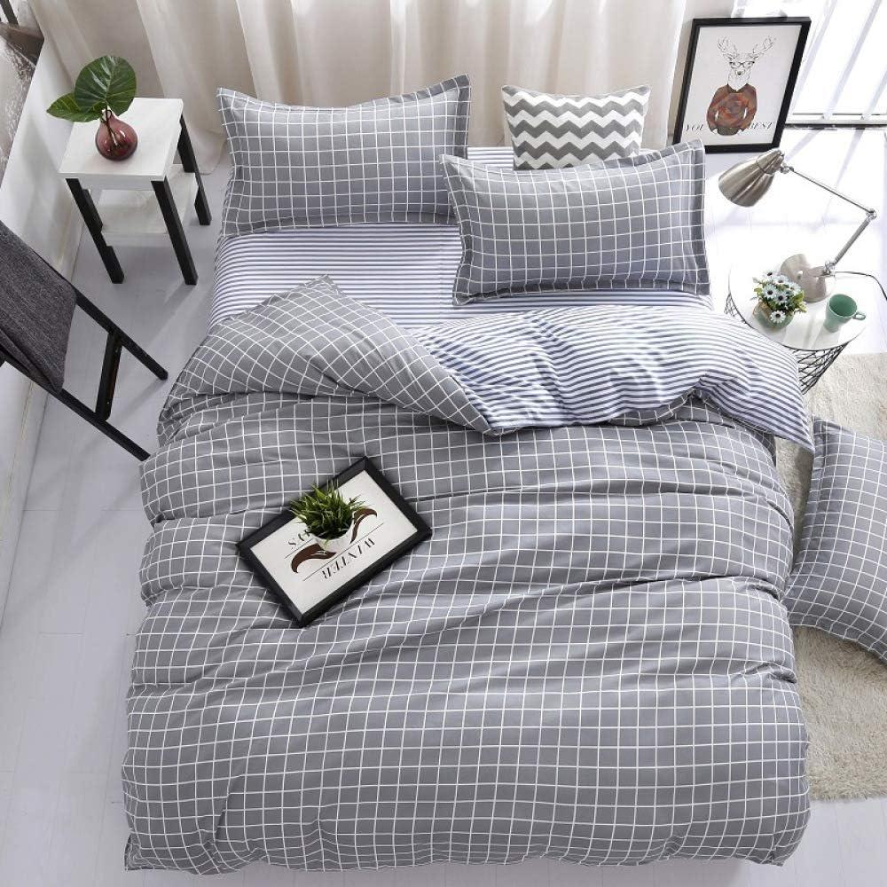 WAWA Sábanas, Aloe algodón Serie de Textiles para el hogar edredón ...