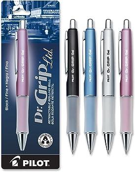Pilot Limited Retractable Rolling Ball Gel Pen