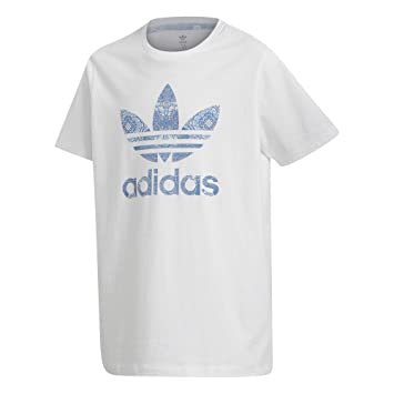 cd0fbb0f53d2 adidas Originals DV2365 T-Shirt Kid: Amazon.co.uk: Sports & Outdoors