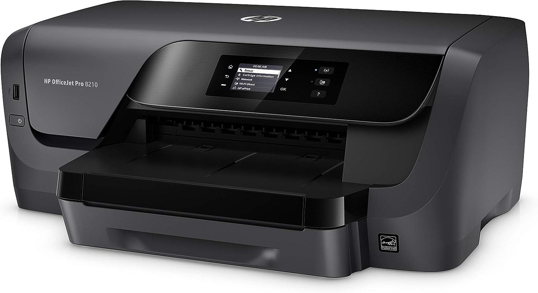 Wi-FI Duplex Couleur n LAN Imprimante A4-1200 x 1200 dpi HP D9L63A jusqu/à 22 ppm - capacit/é : 250 Feuilles Officejet Pro 8210 // jusqu/à 18 ppm Couleur USB Jet dencre Mono