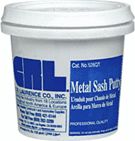 CRL Quart Metal Sash Putty by CR Laurence: Amazon co uk: DIY