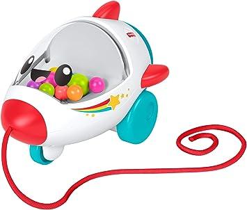 Fisher-Price - Cohete vamos de paseo Juguete de gateo para bebés +1 año (Mattel GCV74): Amazon.es: Juguetes y juegos